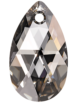Pear-shaped Swarovski Pendant
